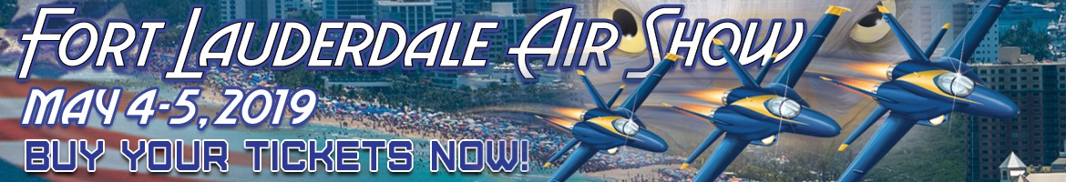 Fort Lauderdale Air Show - May 4-5, 2019