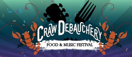CrawDebauchery Food&Music Festival