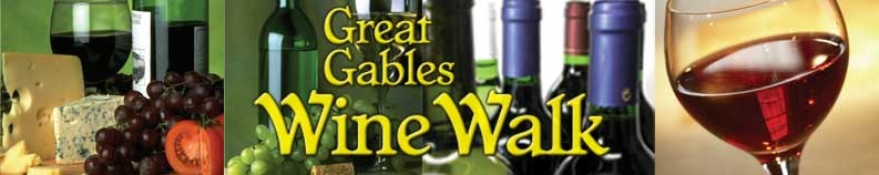 Great Gables Wine Walk