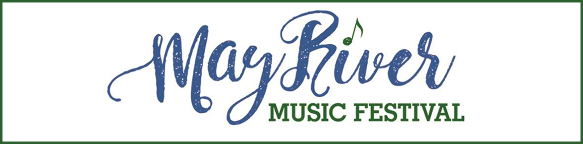 May River Music Festival Banner