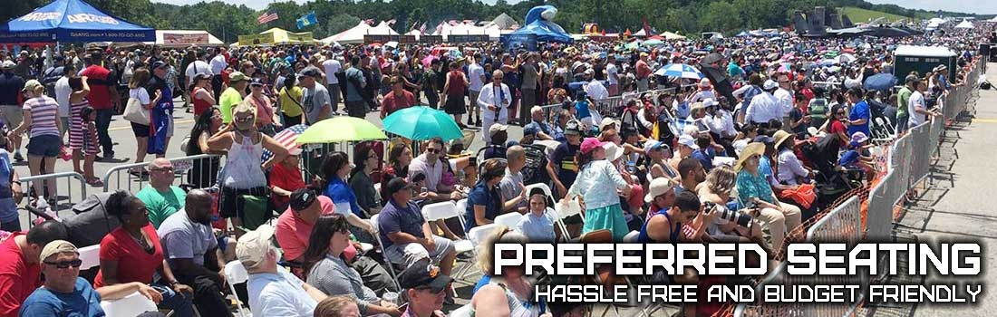 Preferred Seating - Hassle Free and Budget Friendly