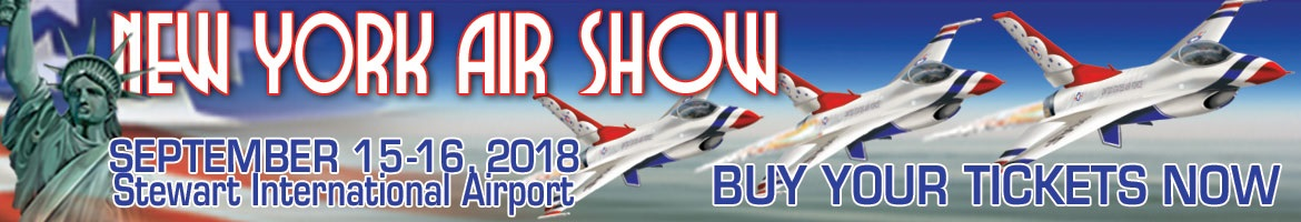 New York Air Show - September 15-16, 2018 at Stewart International Airport