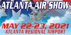 Atlanta Air Show - October 16-17, 2020 at Atlanta Motor Speedway