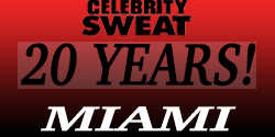 Celebrity Sweat Banner - Fort Lauderdale