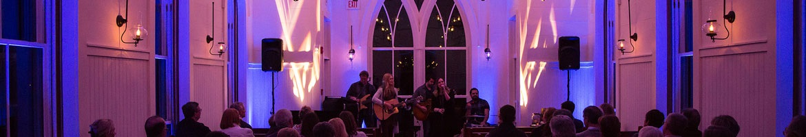 Palmetto Bluff Chapel Concert Series Image