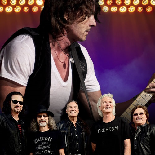 Rick Springfield & Grand Funk Railroad